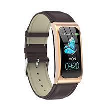 HUFAN <b>AK12</b> 1.14 inch IPS <b>Color</b> Screen <b>Smart Watch</b> IP68 ...