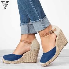 Detail Feedback Questions about <b>VTOTA Fashion</b> Platform <b>Women</b> ...