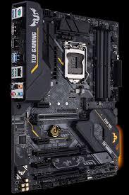 Обзор <b>материнской платы Asus</b> TUF Z390-<b>Pro</b> Gaming на ...