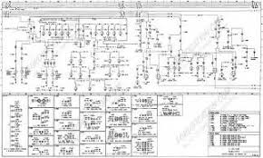 ford alternator wiring schematic images 1973 1979 ford truck wiring diagrams schematics