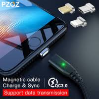 <b>PZOZ usb</b> cable for iphone cable Xs max Xr X 8 7 6 plus 6s 5 s plus ...