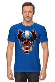 <b>Футболка классическая Bad</b> Clown #2711801 от balden по цене 1 ...