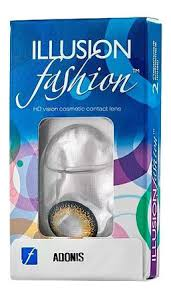 <b>Контактные линзы Fashion Adonis</b> Plano (2 линз), купить по ...