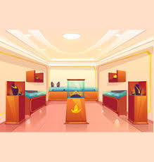 Retail <b>Store Cartoon</b> Vector Images (over 11,000)