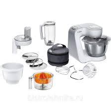 Купить Кухонный <b>комбайн BOSCH MUM 58243</b> в Москве и ...