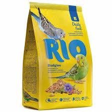<b>Корм RIO Budgies</b> Основной рацион для волнистых попугайчиков ...
