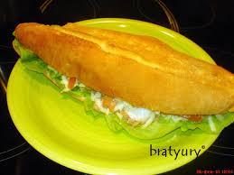 Хобз биз-зейт, «ħobż biż-żejt» - хлеб с маслом. <b>большой</b> ...