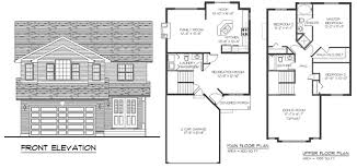Amazing bedrooms page small two story house plans   garageSmall house plans the house designers