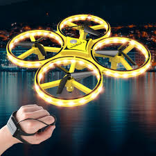 Anti-collision <b>LED Gravity Sensing</b> Airplane Firefly Intelligent ...