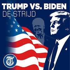 Trump vs. Biden - de strijd
