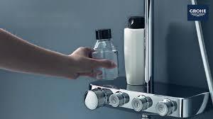 <b>Душевые системы GROHE Euphoria</b> SmartControl - YouTube