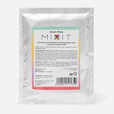 Каталог товаров Декоративная косметика Mixit 2020