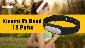<b>Xiaomi Mi Band</b> 1S Pulse – обзор фитнес-браслета - YouTube