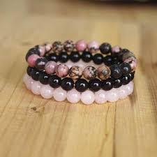купите bracelet mala quartz rose с бесплатной доставкой на ...