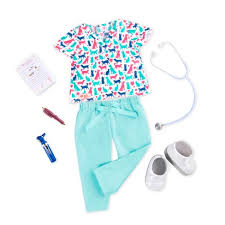 Our Generation Regular <b>Vet Outfit</b> - Healthy Paws : Target