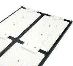 Quantum Panel <b>600W</b> 3500K LM301H LED <b>Grow Light</b> – White ...