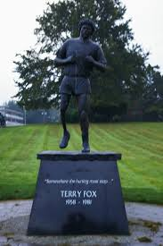 best images about terry fox terry o quinn canadian hero terry fox