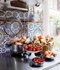 moroccan kitchen arched