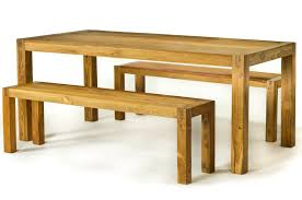 dining table bench home design spark s reclaimed teak wood dining table and benches set is the