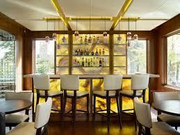 contemporary home bar lighting design bar lighting design