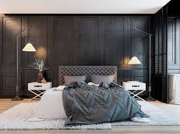 master bedroom modern classic