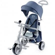 <b>Kinderkraft</b> Jazz 4в1 Складной <b>трехколесный велосипед</b> купить в ...