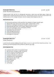 breakupus wonderful resume career summary examples easy resume maintenance electrician resume examples isabellelancrayus fascinating
