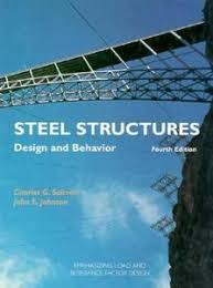 Book cover: Steel Structures