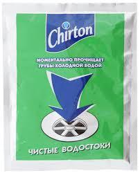 """<b>Средство для прочистки труб</b> """"Chirton"""", 60 г — купить в интернет ..."""