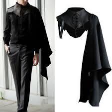 <b>Adult Men Medieval</b> Vintage Cape Cosplay Costume Robe ...