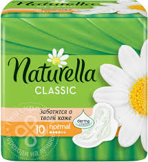 Отзывы о <b>Прокладки Naturella Classic</b> Camomile Normal 10шт ...