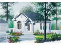 The House Plan Shop Blog » Simple  Yet Charming Cottage House PlansCottage House Plan H