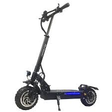 FLJ 11inch Off Road <b>Electric Scooter</b> 60V 3200W Strong powerful ...