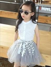Girls Long Sleeve Floral Unicorn Cotton Dresses | Girls dresses, Girl ...
