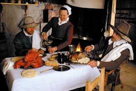 Pilgrim Thanksgiving at Plimoth Plantation