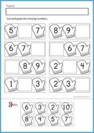 Free printable worksheets, Number 5 and Printable worksheets on ...Winter Math Worksheets & Activities No Prep