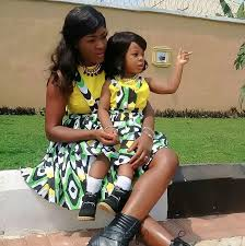 Image result for chacha eke and daughter