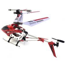 <b>Радиоуправляемый вертолёт Syma</b> S107G, красный купить в ...