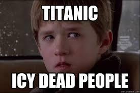 Titanic Icy Dead People - Misc - quickmeme via Relatably.com
