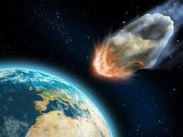 Resultado de imagem para asteroide na terra fotos