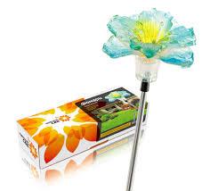 """Фонарь садовый <b>Чудесный Сад</b> """"<b>Цветок</b>"""", светодиодный на ..."""