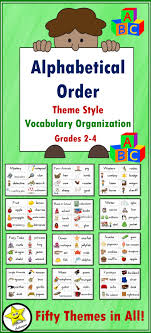 alphabetical order theme style minnen develop organizational skills increase executive functioning abilities and sharpen memory skills