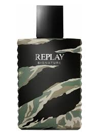 <b>Replay Signature For</b> Men Replay cologne - a fragrance for men 2017