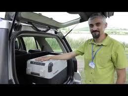 Как выбрать <b>автомобильный холодильник</b> для путешествий и ...