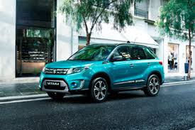 Official <b>Suzuki Vitara 2015</b> safety rating