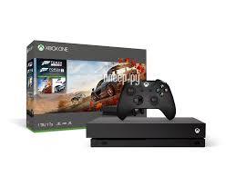 Купить Игровая приставка Microsoft Xbox One S 1Tb Black + Forza ...