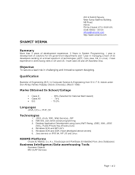 pattern of resume format cipanewsletter sample resume latest pattern sample customer service resume