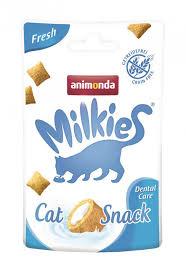 <b>Лакомство</b> для кошек для очистки зубов <b>Animonda Milkies</b> Fresh ...