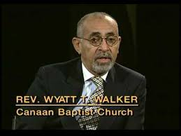African American Legends: Rev. Wyatt <b>T</b>. <b>Walker</b> on the Civil Rights ...