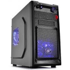 <b>Корпус DeepCool SMARTER</b> LED Black в интернет-магазине ...